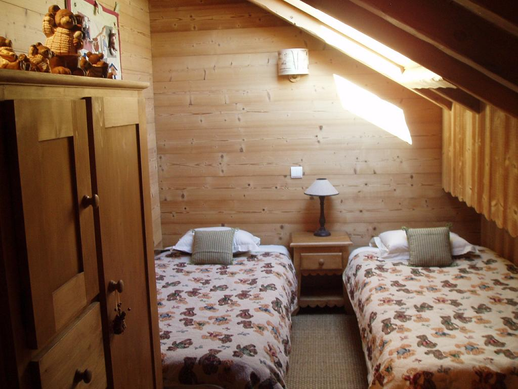 Location Morzine : Chambre double