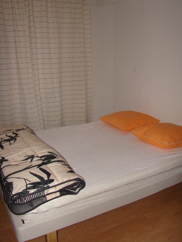 Location Chamrousse : 2 chambres grand lits(dites parents)