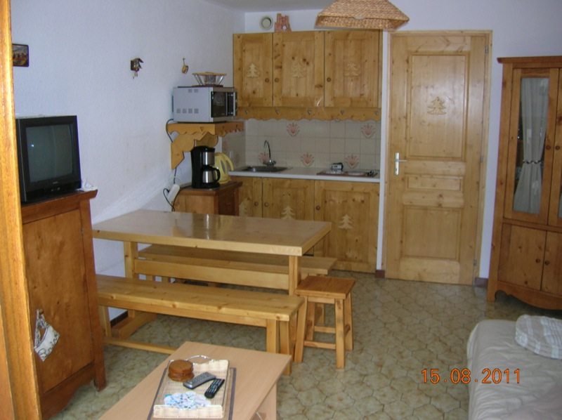 Location Chatel : kitchenette
