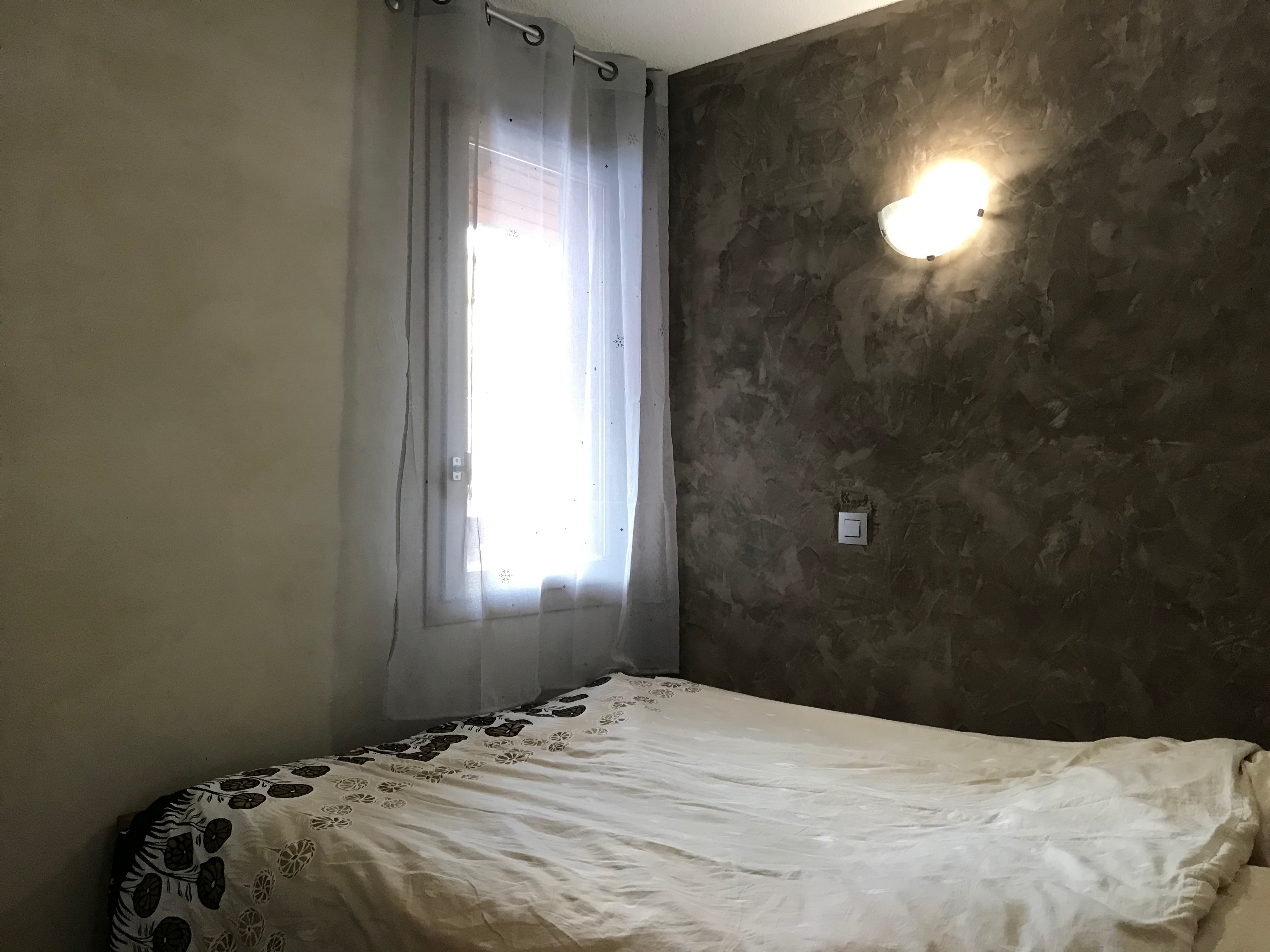 Location Mont chavin les coches : Chambre double