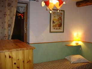 Location Areches-Beaufort : chambre