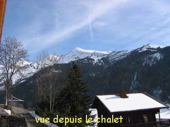 Location La Clusaz :