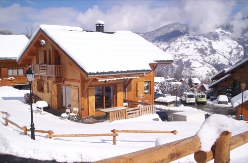 Location Meribel :