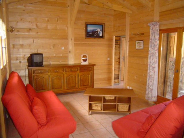 Location Morzine : Salon