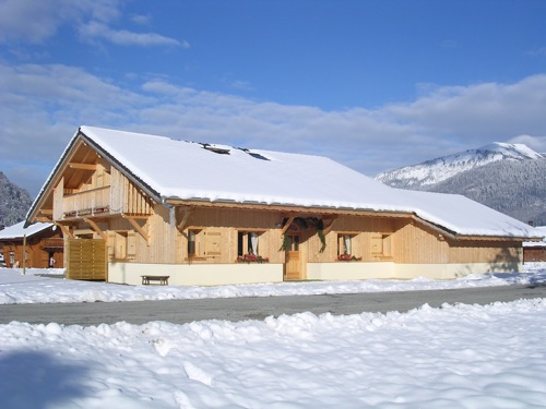 Location Samoens :