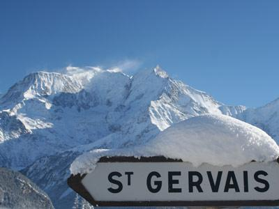 Location Saint Gervais :