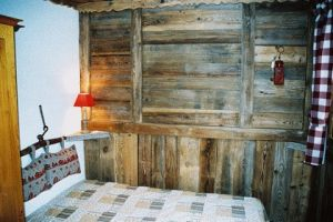 Location Val Thorens : chambre