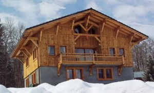 Location Samoens : le chalet